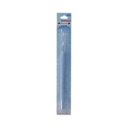 """Крючок """"Gamma"""" RHP с прорезиненной ручкой металл d 2.5 мм 16 см"""