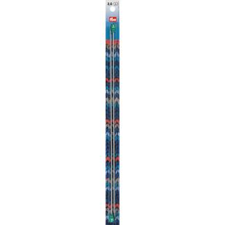 Спицы PRYM прямые алюминий d 2.0 мм 35 см