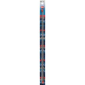 """Спицы """"PRYM"""" прямые алюминий d 2.5 мм 35 см"""