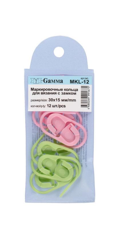 """Маркировочное кольцо """"Gamma"""" MKL-12 с замком"""